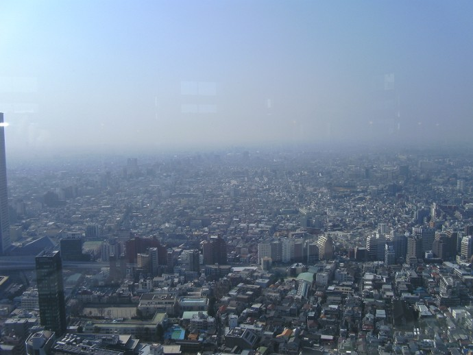 Tokio, so weit das Auge reicht